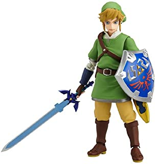 figma Nintendo The Legend of Zelda Skyward Sword Link Action Figure (Japan Import) (B008AGAXV2) | Amazon price tracker / tracking, Amazon price history charts, Amazon price watches, Amazon price drop alerts