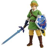 Nintendo The Legend of Zelda Skyward Sword Link Figma Action Figure (japan import)