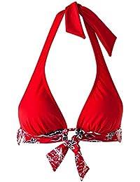 Soutien gorge triangle forme foulard séparable 3suisses