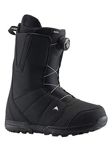 Burton Herren Moto BOA Black Snowboard Boot, 9.5