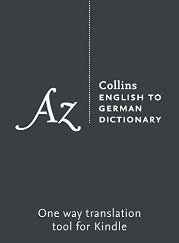 Collins English to German Dictionary: Trusted support for learning