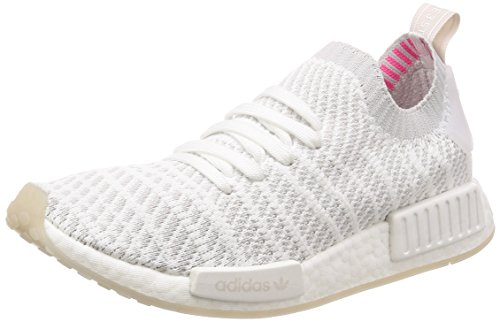 brand new abc01 52c42 adidas Originals NMD R1 STLT PK White
