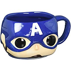 FunKo MARVEL CAPTAIN AMERICA MUG