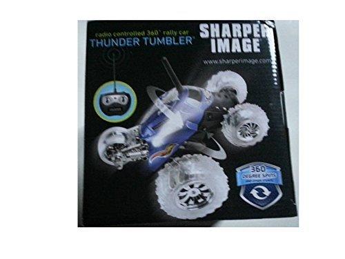 sharper-image-360-degrees-rally-car-thunder-tumbler-black-by-thunder-tumbler