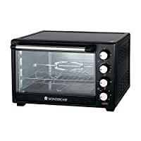Wonderchef 63152220 28-Litre Oven Toaster Grill with Convection and Rotisserie