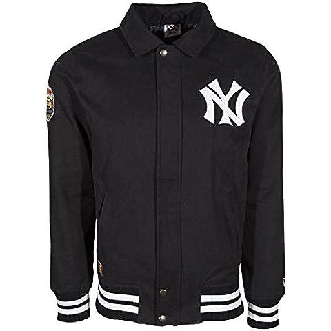 New Era MLB NEW YORK YANKEES Cotton Twill Jacket