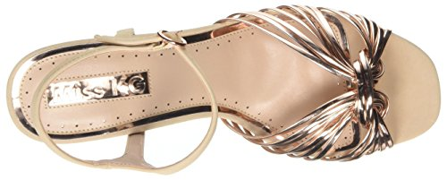 Miss KG Damen Rose Pumps Beige (Nude)