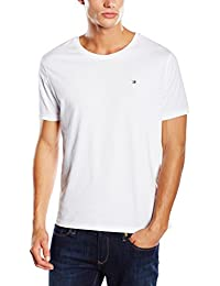 Tommy Hilfiger Cotton Cn Tee Ss Icon - T-shirt - Homme