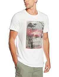 Jack & Jones Vintage Men's Jjvben SS Tee Crew Neck T-Shirt