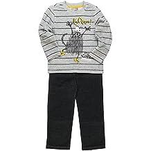 boboli, PIJAMA TERCIOPELO LISTADO - Pijama para bebés