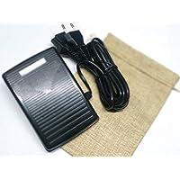 mimaquina.es Pedal ELECTRICO para Maquina DE Coser LERVIA, Victoria, AEG, etc