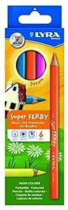 Lyra - Lápices de colores (3721063) Importado , Modelos/colores Surtidos, 1 Unidad