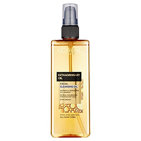 L'Oréal Paris Skin Perfection 15 Second Miracle Cleansing Oil Face and Eyes 150ml