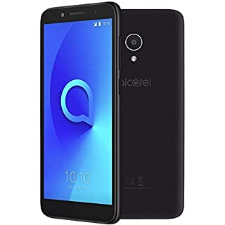 Alcatel 1X Android UK-SIM Free Smartphone - Black