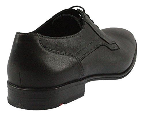 LLOYD  1721530, Chaussures de ville à lacets pour homme Schwarz