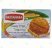 بريتانيا بسكويت دايجستف خالي من السكر، 200 غرام