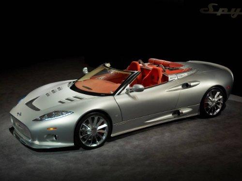 classic-und-muscle-car-anzeigen-und-auto-art-spyker-c8-querruder-spyder-2009-auto-art-poster-kunstdr