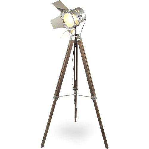 MOJO® Stehleuchte Tripod Lampe Dreifuss Urban Design höhenverstellbar mq-l37 - 2