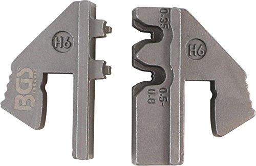 Bgs 1410 de H6 Pâtisserie à sertir pour connecteurs (H6) | étanche pour Art. 1410, 1411, 1412