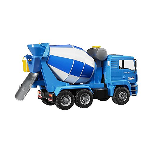 Image of Bruder 02744 MAN TGA Cement Mixer