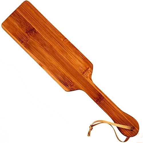 (FD2LB1NVL SM Spiel Sex Holz Spanking Paddel Druck natürliche Bambus Clap Slap Flap Pat Schlag Peitsche Peitsche Flog Ass Spielzeug für Männer Frauen Paar)