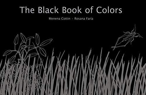 The Black Book of Colors por Menena Cottin