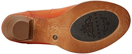 Neosens S849 Restored Skin Carrot/Rococo, Scarpe Col Tacco con Cinturino a T Donna Arancione (Carrot)