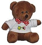 SHOPZEUS Teddybär mit einem T-Shirt mit der Grafik: Nürnberg
