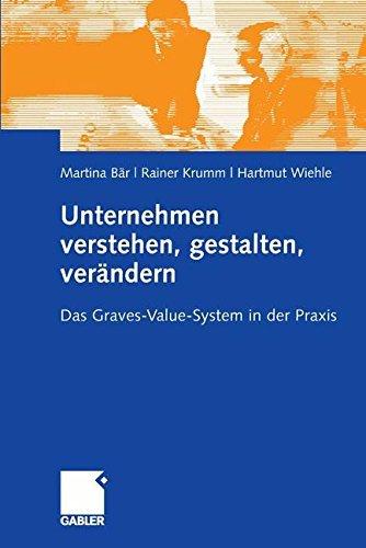 Unternehmen verstehen, gestalten, verändern: Das Graves-Value-System in der Praxis - Analyse Modell Business