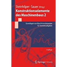 Konstruktionselemente des Maschinenbaus 2 (Springer-Lehrbuch)
