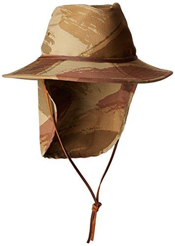 Brixton Herren Arroyo Bucket Hat - Braun - X-Small Arroyo Bucket