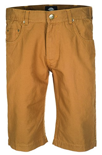 dickies-herren-shorts-alamo-gr-w34-braun-brown-duck-bd