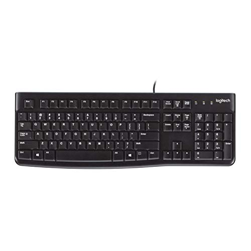 Logitech K120 for Business - Teclado ordenador
