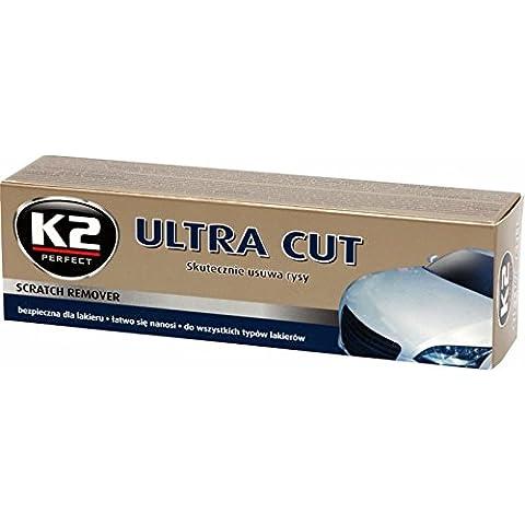 K2Ultra Cut coche arañazos reparación Remover, coche pintura polaco 100g