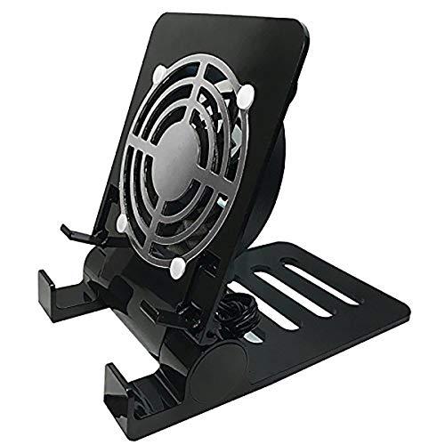 Morning May Desk Air Circulator Mesa USB Ventilador portátil, pequeños Smartphones personales...