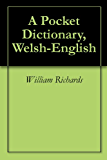 A Pocket Dictionary, Welsh-English