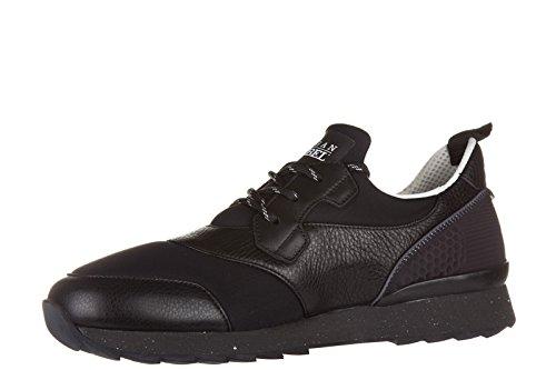 Sneakers nero Hogan Codice in Running Nero tessuto modello HXM2610U390D8D0XCR pelle e R261 qOw4FqAC