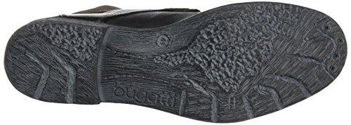 Bugatti 421330311015, Bottes Femme Schwarz (Black/ Dark Grey)