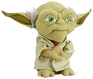 Star Wars Clone Wars Yoda Plüsch 21 cm