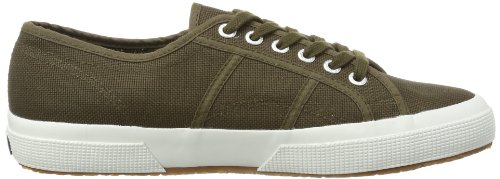 Superga 2750 Cotu Classic, Baskets mixte adulte Vert (595 Military Green)