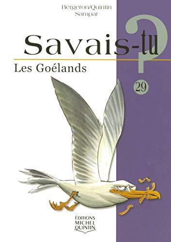 Savais-tu - numéro 29 Les goélands