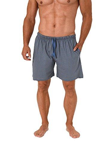 70c66531428e Herren Pyjama Shorty Hose kurz Mix   Match ideal zu kombinieren 181 122 90  918, Größe 58, Farbe blau