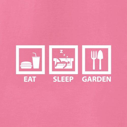 Eat Sleep Garden - Damen T-Shirt - 14 Farben Azalee