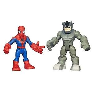 Spider-Man - 37930 - Figurine - Spider-Man et Green Goblin