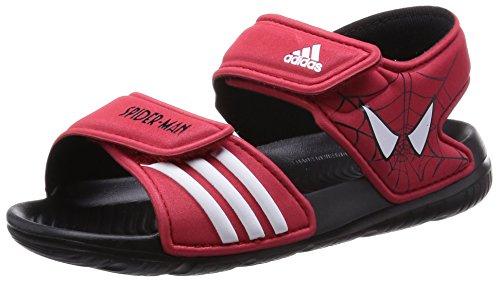 Adidas Disney akwah 9 I Rosso/ftwwht/tomaia nera, (scarlet/ftwr white/core black), 21