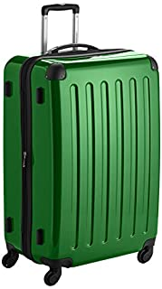 HAUPTSTADTKOFFER - Alex - Luggage Suitcase Hardside Spinner Trolley 4 Wheel Expandable, 75cm, green (B007AKDUKU) | Amazon price tracker / tracking, Amazon price history charts, Amazon price watches, Amazon price drop alerts