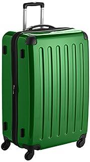 HAUPTSTADTKOFFER - Alex- Luggage Suitcase Hardside Spinner Trolley 4 Wheel Expandable, 75cm, green (B007AKDUKU) | Amazon price tracker / tracking, Amazon price history charts, Amazon price watches, Amazon price drop alerts