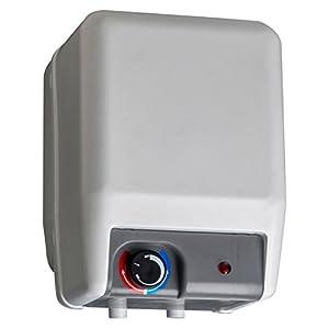 Bandini braün calentador eléctrico Armario con ánodo de magnesio y válvula de seguridad, 1500W, 230V, blanco, blanco, A-5 ST 1500 wattsW, 230 voltsV