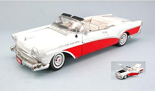 buick-roadmaster-1957-white-red-118-motormax-auto-stradali-modello-modellino-die-cast
