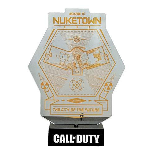 Paladone Call of Duty Lampe Nuketown Map